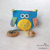 Куклы и игрушки handmade. Livemaster - original item Owl Dasha. Handmade.