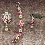 Материалы для творчества handmade. Livemaster - original item Set of accessories for needlework.. Handmade.