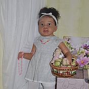 Куклы и игрушки ручной работы. Ярмарка Мастеров - ручная работа Кукла реборн Тиана. Handmade.