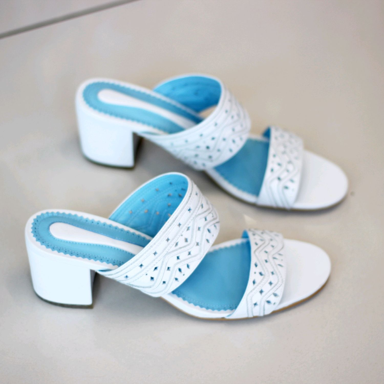 Обувь ручной работы. Ярмарка Мастеров - ручная работа. Купить Сабо. Handmade. Обувь на заказ, сабо, кожа, Замша натуральная
