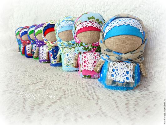 Народные куклы ручной работы. Ярмарка Мастеров - ручная работа. Купить Крупеничка. Handmade. Крупеничка, русский стиль, зернушка, крупа