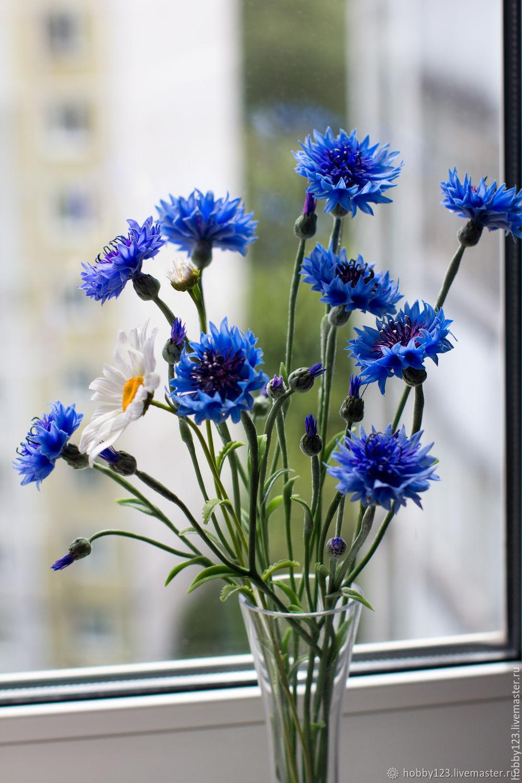 Свадебный букет, магазин цветов в москва васильки