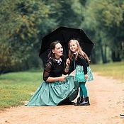 Юбки для мамы и дочки (фемилилук)