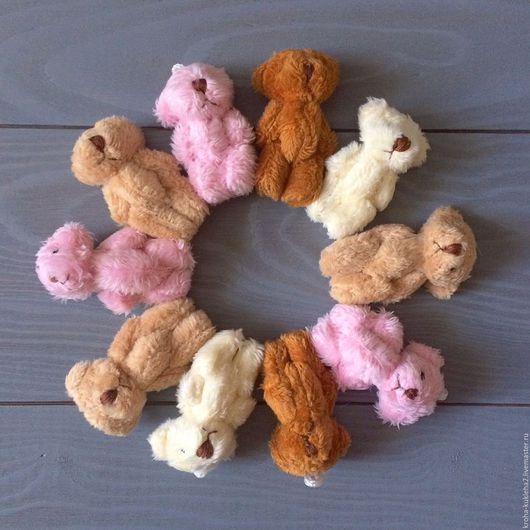 Куклы и игрушки ручной работы. Ярмарка Мастеров - ручная работа. Купить Мини мишки (4,5 см). Handmade. Мишка