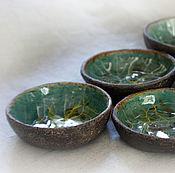 """Посуда ручной работы. Ярмарка Мастеров - ручная работа Комплект розеток """"Fortune telling"""". Handmade."""