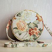 Классическая сумка ручной работы. Ярмарка Мастеров - ручная работа Летняя сумочка. Handmade.