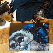 """Для дома и интерьера ручной работы. Ярмарка Мастеров - ручная работа Ланчмат / подставки под тарелку """"Кошки"""". Handmade."""
