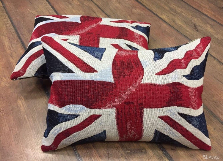 Картинка подушка лондон