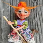 Куклы и игрушки ручной работы. Ярмарка Мастеров - ручная работа Корпоратив на Лысой горе. Handmade.