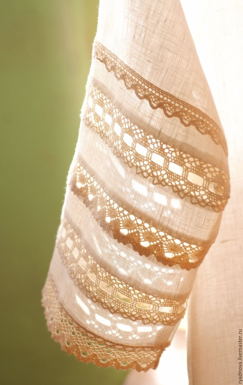 Блузки из льна доставка
