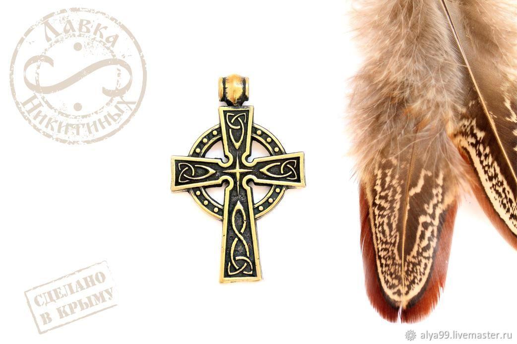 Символ крест – 7 самых популярных талисманов