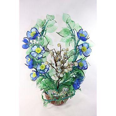 Цветы и флористика ручной работы. Ярмарка Мастеров - ручная работа Букет праздничный. Handmade.