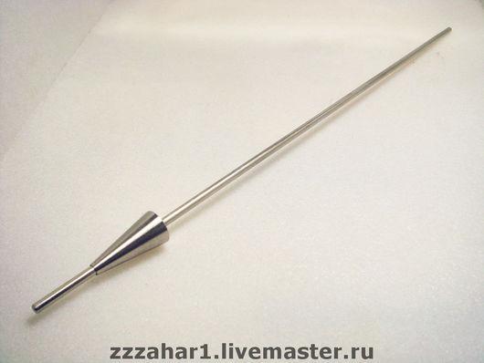 Other Handiwork handmade. Livemaster - handmade. Buy Mandrel-a cone d12L25мм.Mandrel, silver