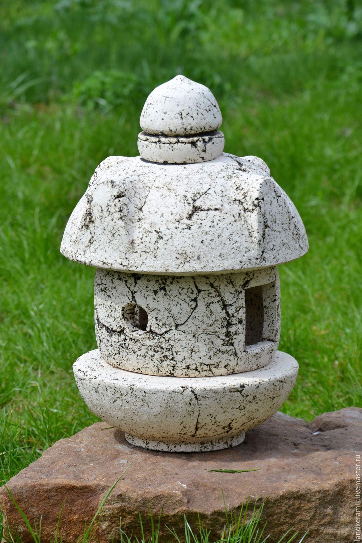 Японский фонарь для сада своими руками фото 837