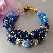Украшения handmade. Livemaster - original item Bracelet first day of spring.. Handmade.