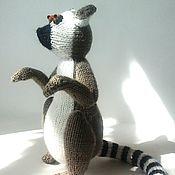 Куклы и игрушки ручной работы. Ярмарка Мастеров - ручная работа Лемур. Handmade.