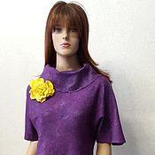 Одежда ручной работы. Ярмарка Мастеров - ручная работа Туника (платье). Handmade.