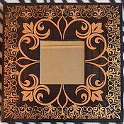 Для дома и интерьера ручной работы. Ярмарка Мастеров - ручная работа Зеркала расписные. Handmade.