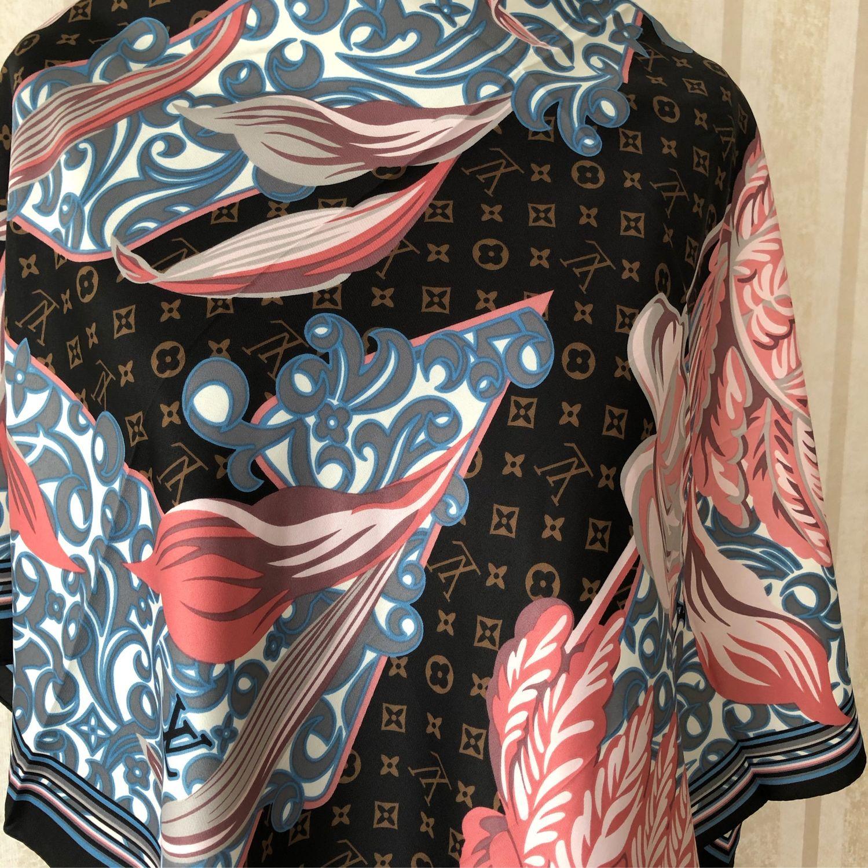 платок луи виттон купить оригинал