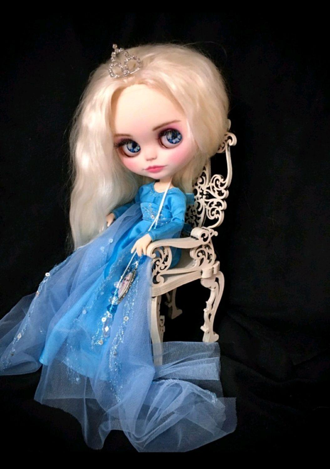 Стул для блайз, Куклы и пупсы, Бийск,  Фото №1