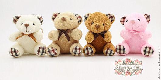Куклы и игрушки ручной работы. Ярмарка Мастеров - ручная работа. Купить Мишка.. Handmade. Комбинированный