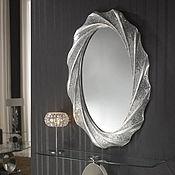 Для дома и интерьера ручной работы. Ярмарка Мастеров - ручная работа Зеркало в мозаичной раме, овальное. Handmade.