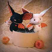 Куклы и игрушки ручной работы. Ярмарка Мастеров - ручная работа Ваниль и Корица. Handmade.