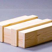Шкатулки ручной работы. Ярмарка Мастеров - ручная работа Ящик - сундук деревянный 28,5 на 25 на 11см, сосна, подарочный ящик. Handmade.
