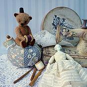 Куклы и игрушки ручной работы. Ярмарка Мастеров - ручная работа Игольница. Handmade.