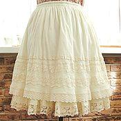 Одежда handmade. Livemaster - original item Summer skirt for a true Princess 2. Handmade.