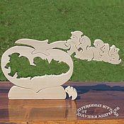 Куклы и игрушки handmade. Livemaster - original item Toy puzzle balancer Turnip.. Handmade.
