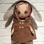 Куклы и игрушки ручной работы. Ярмарка Мастеров - ручная работа Текстильная кукла Глория. Handmade.
