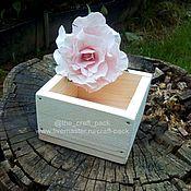 Цветы и флористика ручной работы. Ярмарка Мастеров - ручная работа Ящик # 34. Handmade.